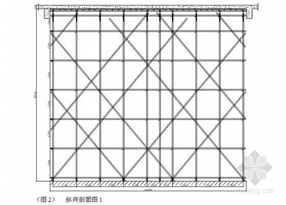 [河北]酒店工程高支模安全专项施工方案(90页)