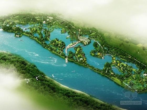 [辽宁]某湿地公园规划设计方案文本