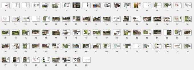 [江西]新中式东方盛唐帝景深宅庭院景观规划设计方案-总缩略图