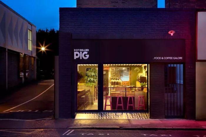别找了,2018年最好看的餐饮空间设计都在这里了_32