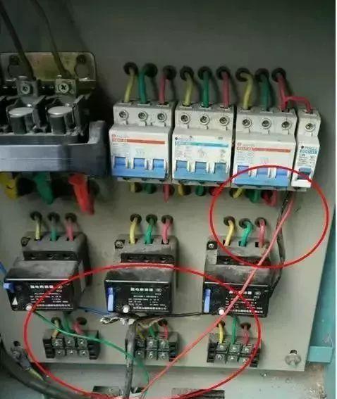 建筑施工现场临时用电安全隐患,全都是错误做法!_12