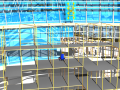 武汉绿地中心主塔外幕墙工程施工组织设计297页(单元幕墙系统、框架幕墙系统)