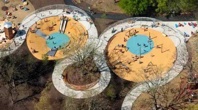 你需要知道的幼儿园景观设计法宝,责任大于天!_7