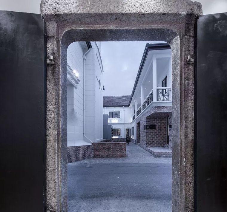 古典与现代的艺术共生 | 上海愚园路创邑Space