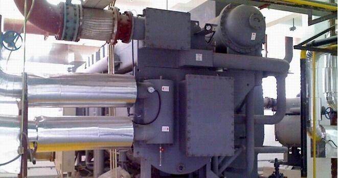 中央空调水系统和氟系统区别