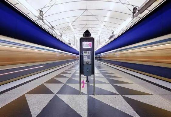世界最美地铁景观,美到让你不想回家_14