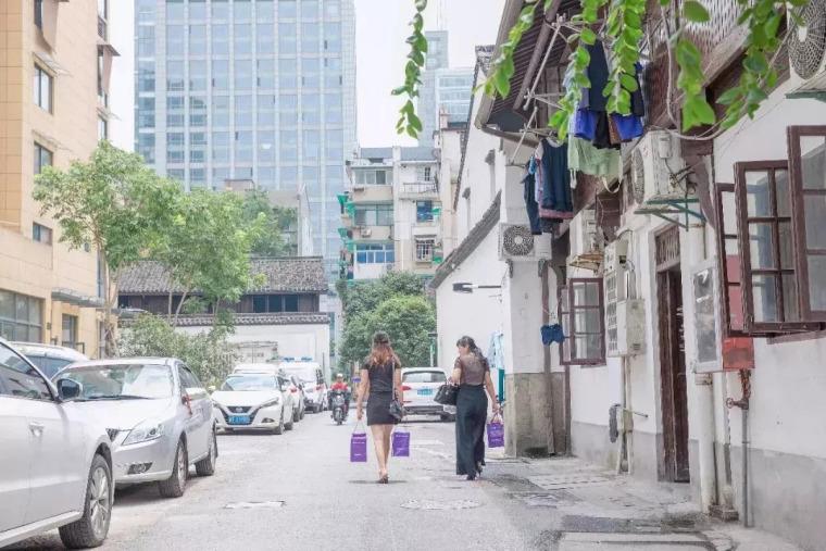用心感受老杭州小街小巷的慢生活_23
