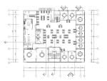 [广东]某中式风格巴渝餐厅室内装修施工图