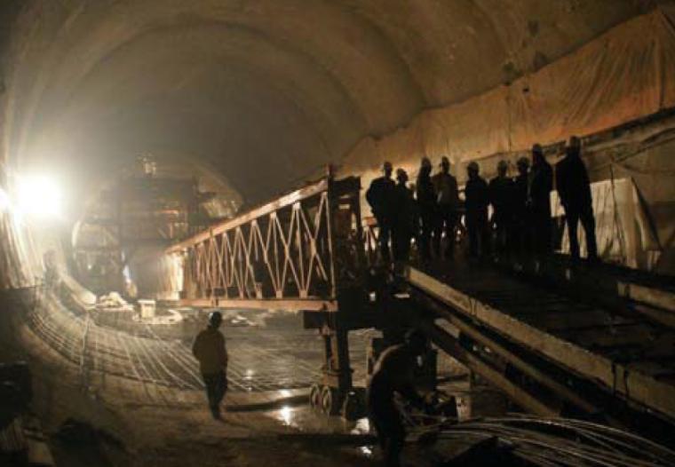 陕西省高速公路施工作业标准化培训教材第四册(隧道工程,120页)