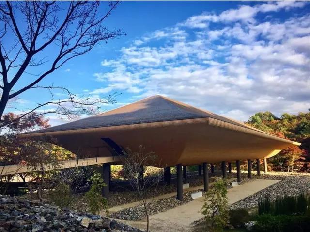 [分享]禅庭信步,秋天的另一种打开方式|中日寺院景观