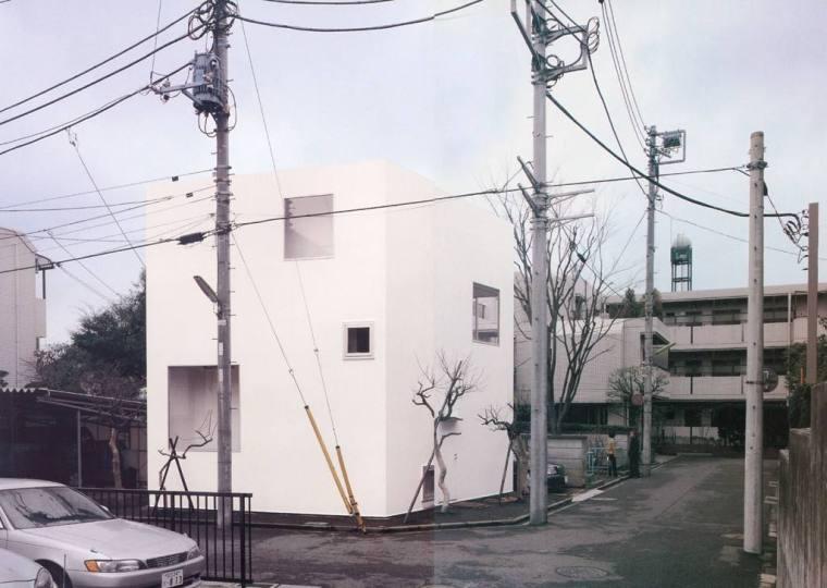 SANNA事务所—李子林住宅建筑方案文本(CAD+SU+PDF)