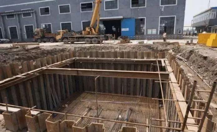建筑基坑支护结构的8种类型,10大施工要求!
