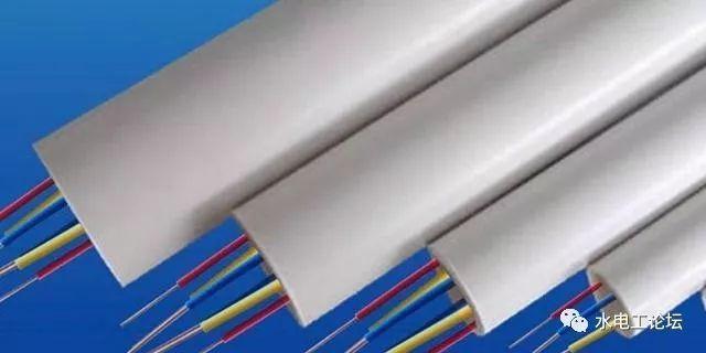 老电工分享几种PVC线管穿线法,原来是这样穿的