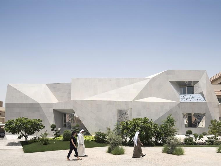 科威特巖石住宅