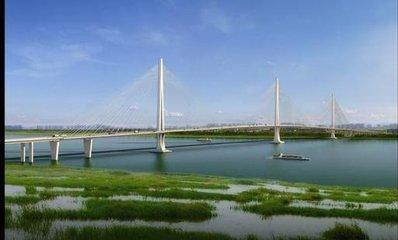 南京长江五桥建设工程进展顺利BIM+装配式用全了!
