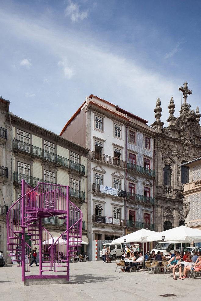 葡萄牙Tripod艺术装置_4