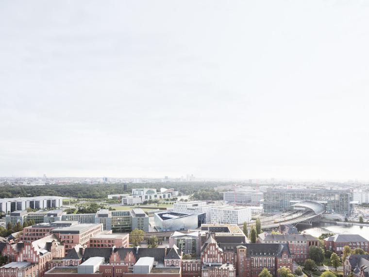 德国低耗能的会展中心-2