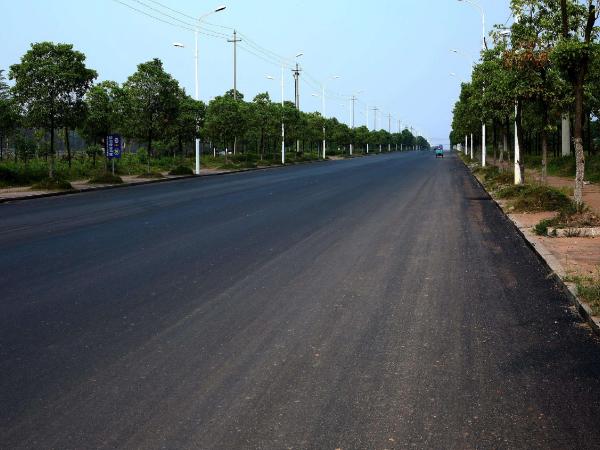 市政道路工程路面常规现场检测