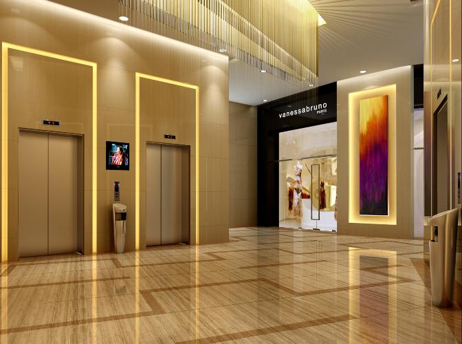 7500平米公寓酒店设计施工图(附效果图)_4