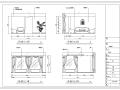 通化多福火锅店室内设计施工图(含65个CAD图)