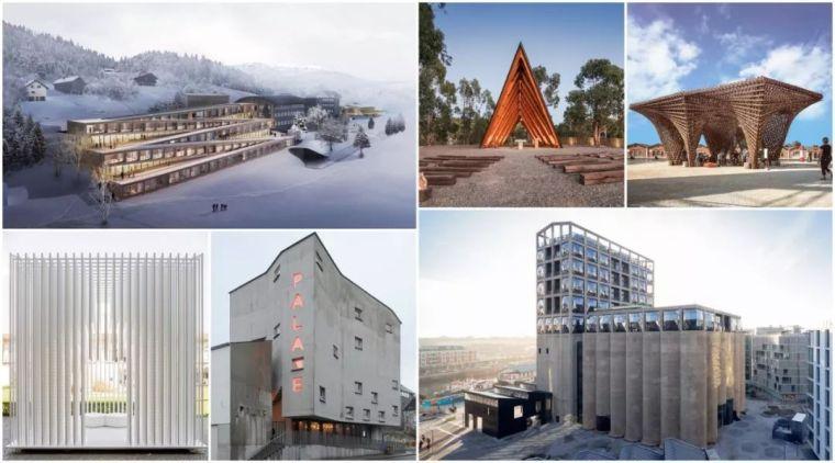 62个中国项目入围2018年度WAF世界建筑节大奖!