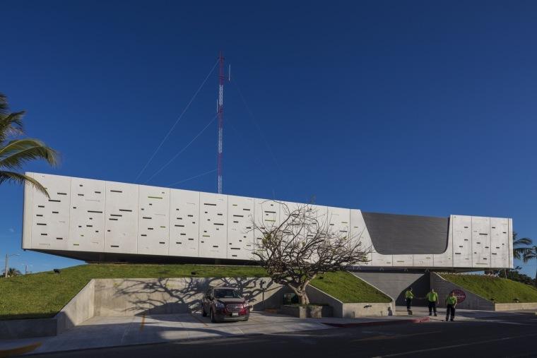 墨西哥BOCA消防站