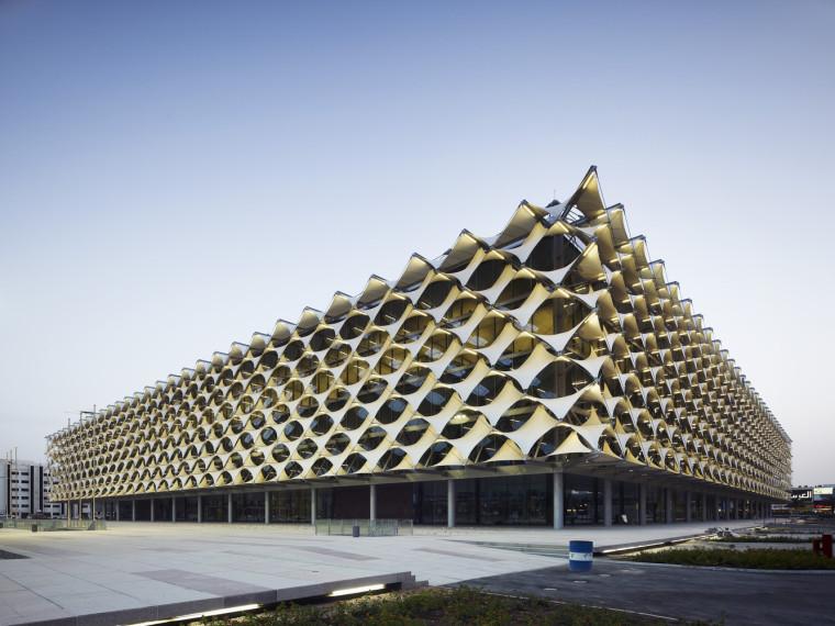 沙特阿拉伯法赫德国王图书馆