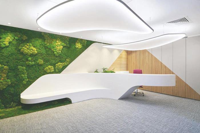 科技公司办公室设计方案