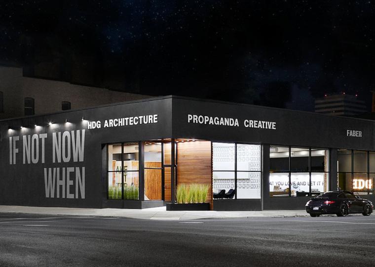 美国HDG建筑设计公司办公空间-11