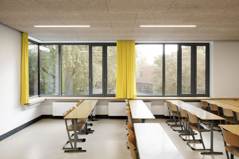 德国久洛·特里比希学校扩建-7