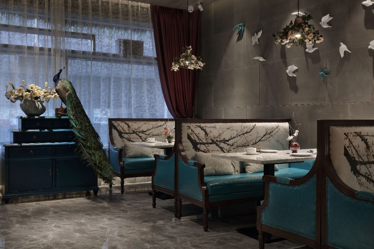 郑州东方天使茶咖啡融合餐厅-3