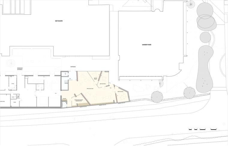 伯恩茅斯艺术大学创意中心-14