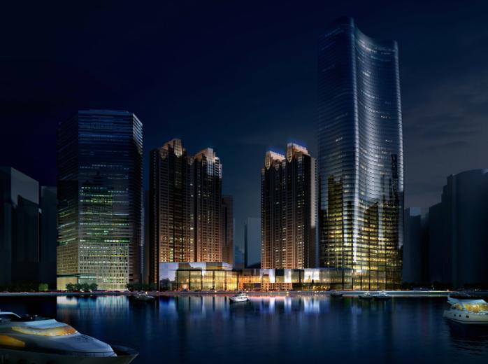 [湖南]长沙保利国际广场超高层办公综合体建筑方案文本(PDF+78页)