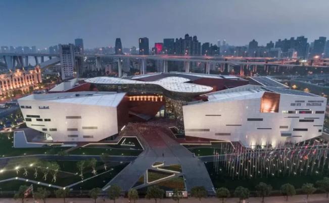 上海世博会博物馆BIM应用