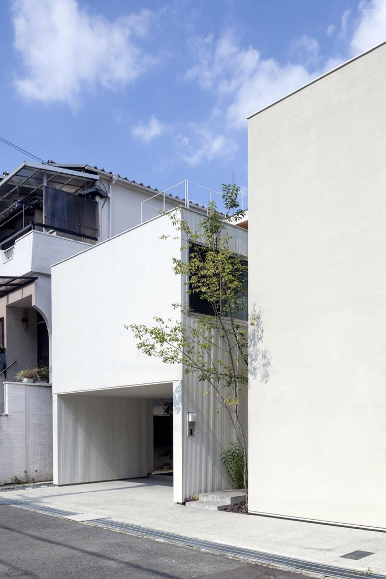 大阪夹缝住宅-4