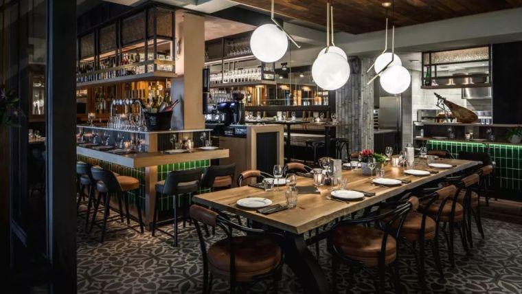 完备的西餐厅设计方案主要包括哪些方面呢?_7