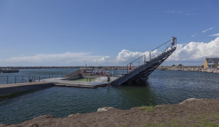 丹麦Hasle海滨浴场-11