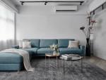 现代风格蓝色住宅