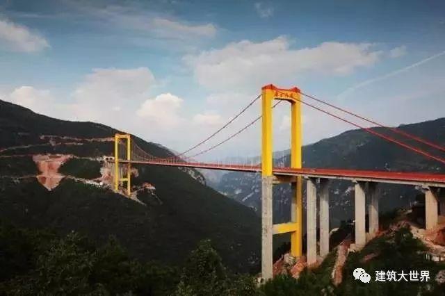 用火箭架桥!云南200层楼高的世界第一高桥!震惊世界!_6