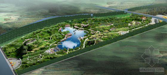 陕西开发区公园汇报方案