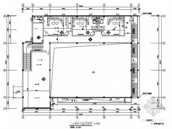VIP包间立面图资料下载-娱乐城VIP包间室内装修设计图