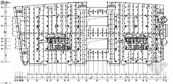 二十四层办公楼资料下载-河南某二十四层办公楼给排水施工图