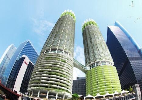 比拼世界各国绿色建筑应用实例