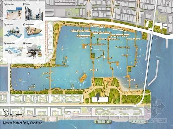 水上儿童乐园景观设计方案