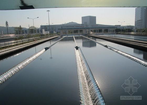 [湖北]5万吨净水厂水工艺设计(含计算)