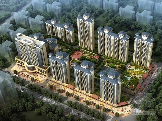 [江西]高层简欧宜居住宅区规划设计方案文本(知名事务所)