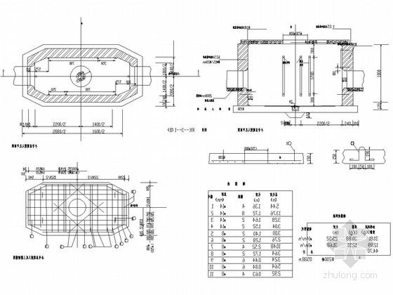 [安徽]市政道路通信管道工程施工图设计