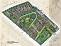 [杭州]法式花园居住区景观设计方案