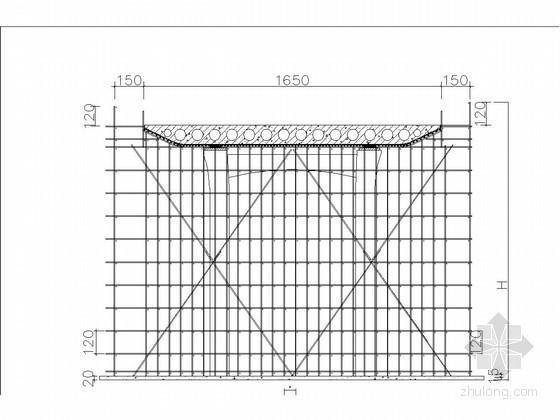 标高14.9米扣件式钢管脚手架及模板施工方案49页