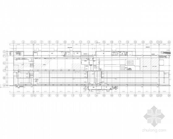 [上海]玻璃厂房全套改扩建电气施工图52张
